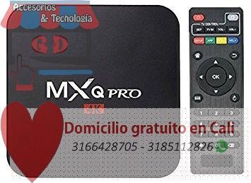 TV BOX CONVIERTE TU TV EN SMAR TV