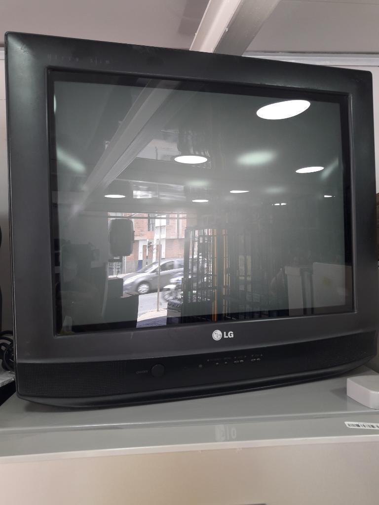 Televisor Lg Convencional 21 Pulgada