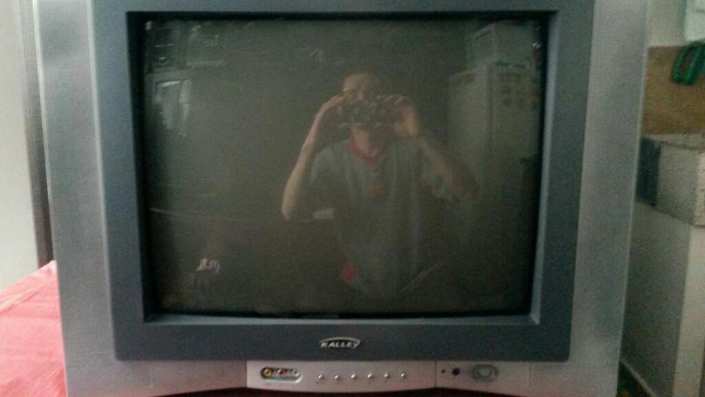 Tv Kalley 21' para Arreglo O Repuestos