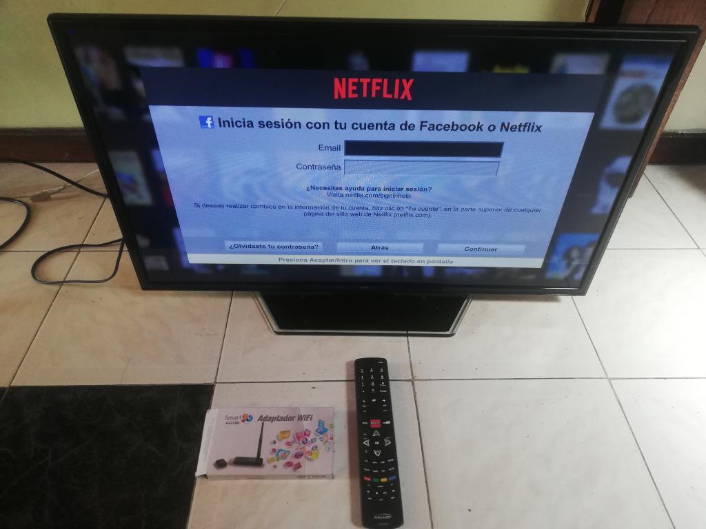 Vendo Tv Kalley 32 Pul Smart