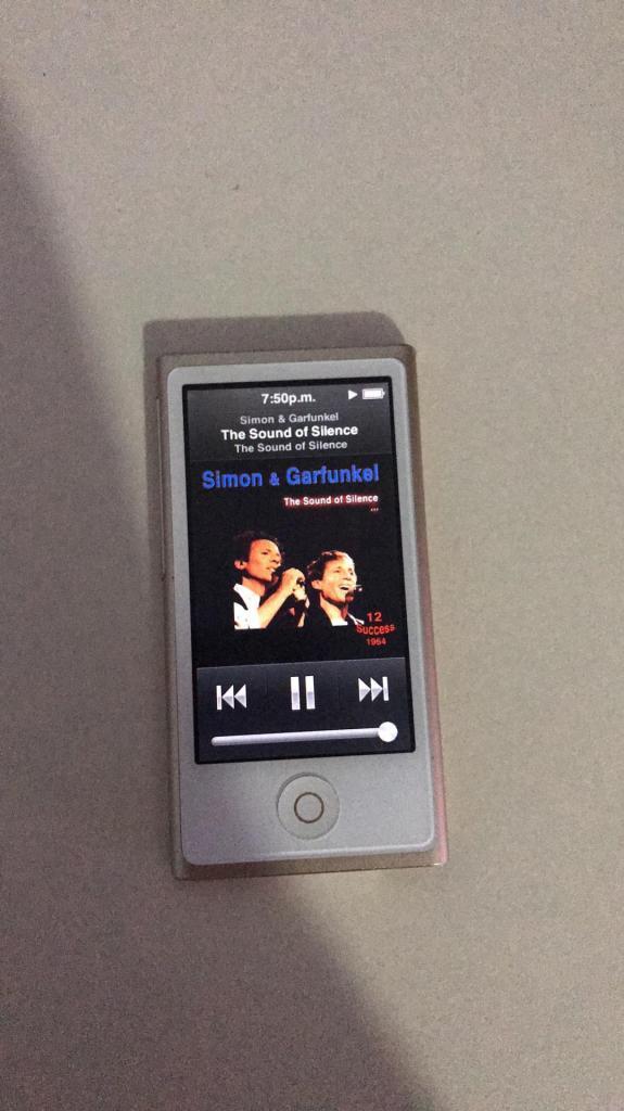 iPod Nano Septima Genracion 16Gb