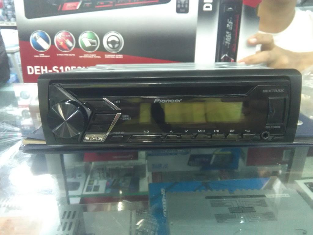oferta reproductor de cd radio mp3 iphone usb pionner