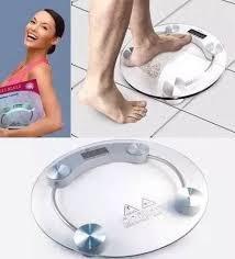 Bascula Vidrio Balanza Pesa Personal Scale Ph20