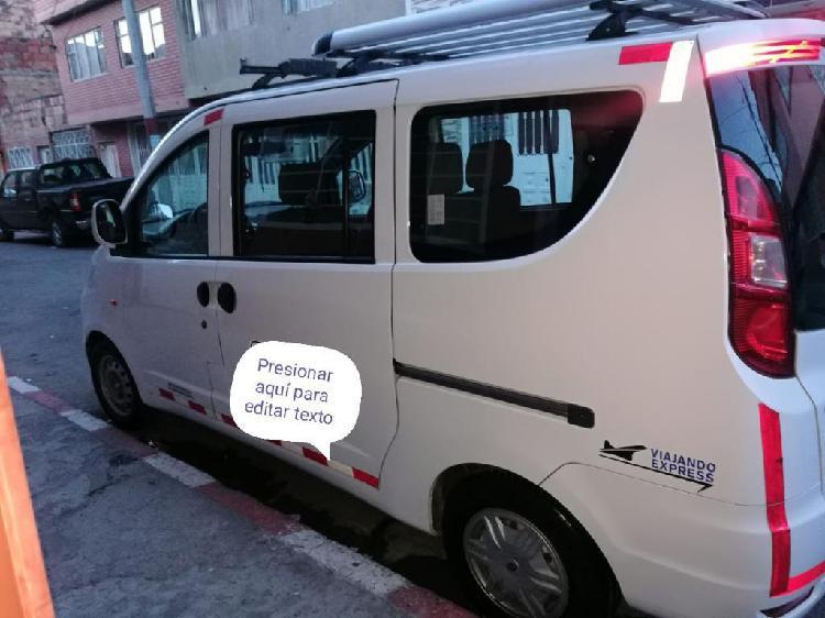 Camioneta Chery Vann Pass 2