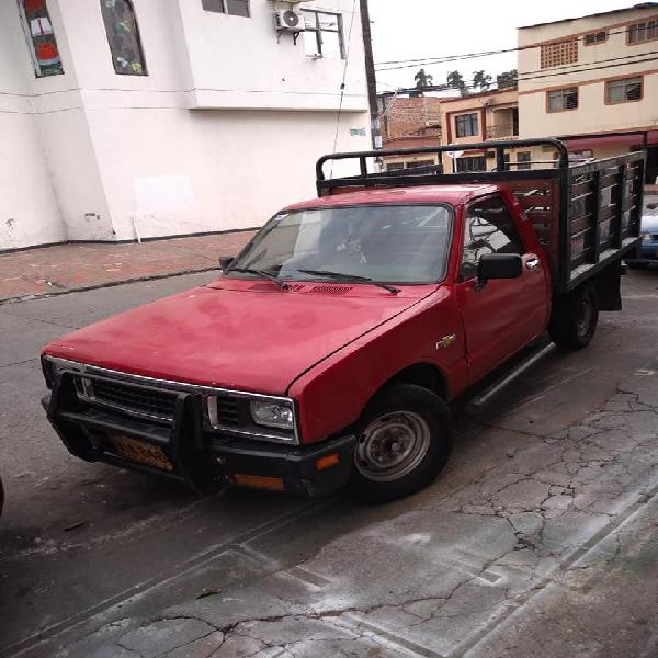 Camioneta Chevrolet luv 1600
