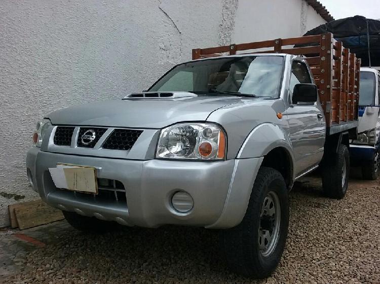 Nissan Frontier 2007 Estacas 4x4 3000cm