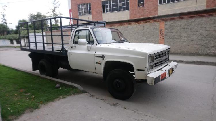 Vendo Chevrolet C30 Diesel Modelo 89