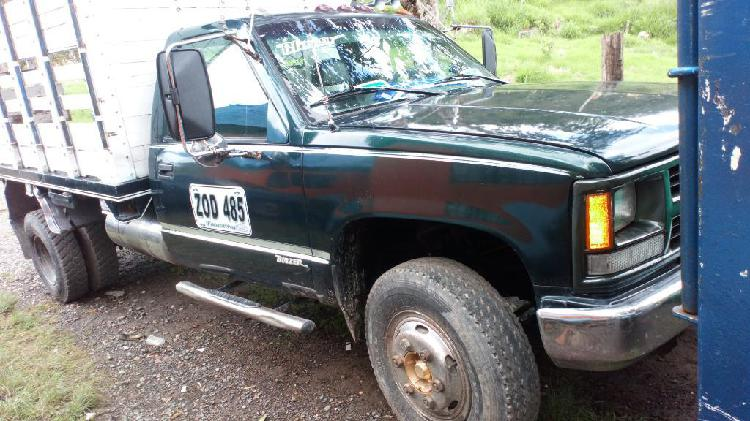 Vendo Permuto Cheyenne Diesel Motor Npr