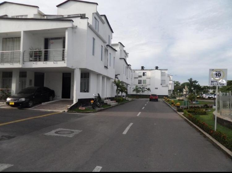 Casa Condominio Ciudad Del Campo Ii