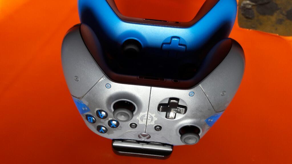 Pilas Y Cargador de Controles Xbox One
