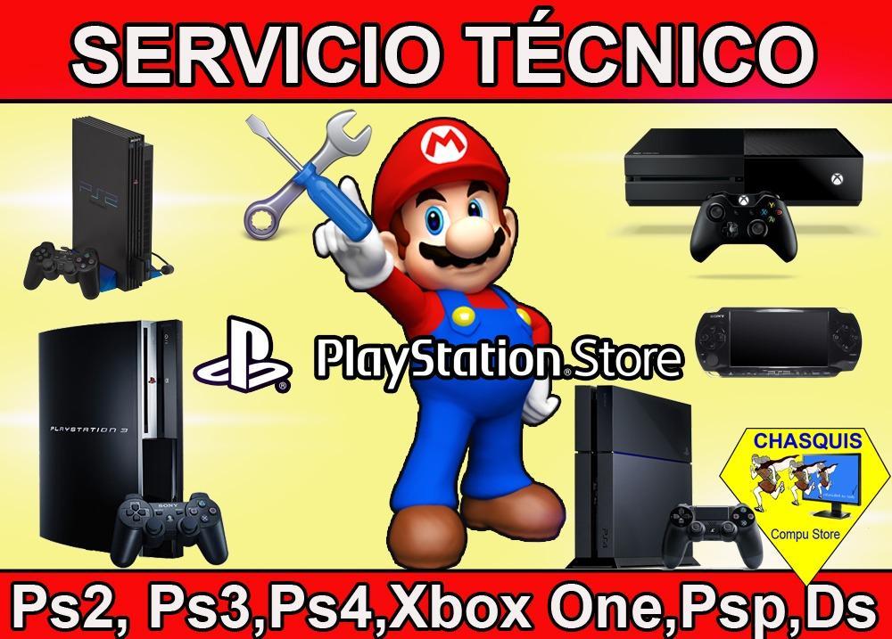 Servicio Técnico En Xbox Clasico Xbox 360 Y Xbox One