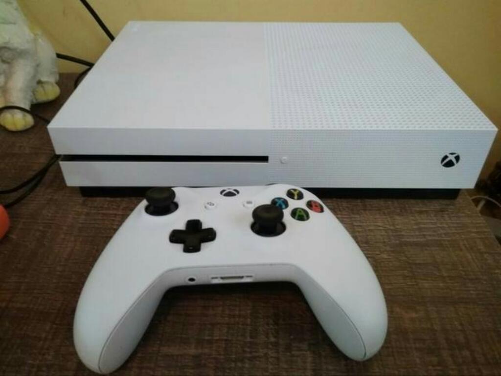 Vendo O Cambio Mi Xbox One S Perfecto