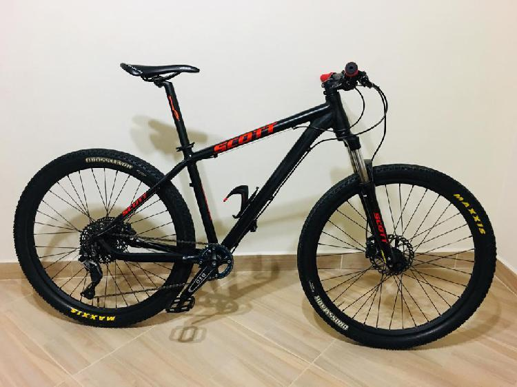 Bicicleta Marca: Stl Mtb Talla M 11v