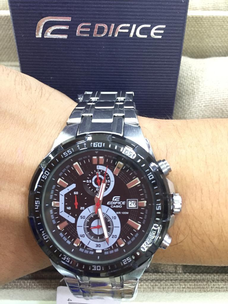 Reloj Casio Edifice Funcional Hermosos