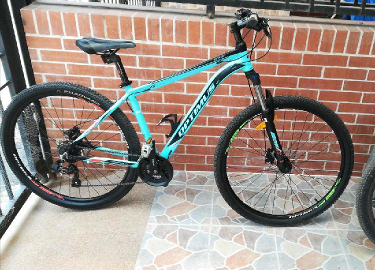 Vendo Bicicleta Optimus Sirius