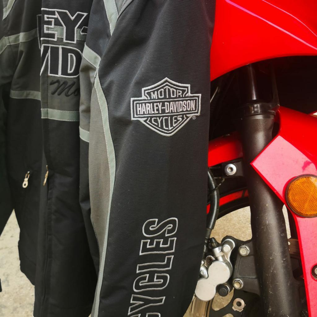 Vendo Hermosa Chaqueta Harley Davidson
