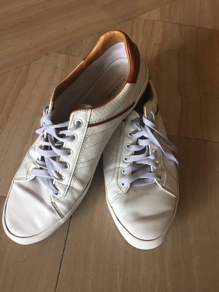 Zapatos Blancos Zara Talla