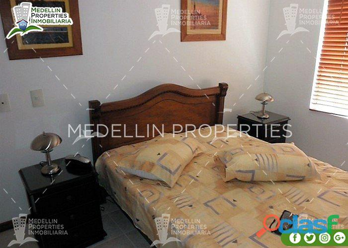 Apartamentos y Casas Vacacional en Medellín Cód: 4218