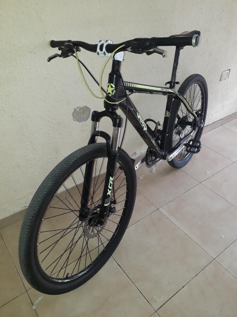 Bicicleta Jeep Aluminio Rin 27.5