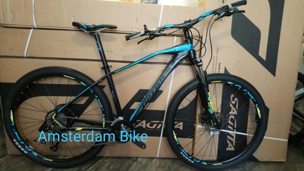 Bicicleta Optimus Tucana de 9 Vel