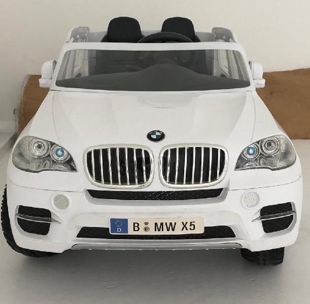 Carro de Bateria Bmw X5
