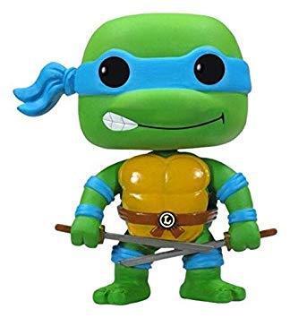 Tortugas Ninja Leonardo Funko Pop Donatello Ninja Cabezon
