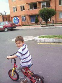 vendo bicicleta con rueditas