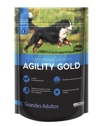 Alimento Para Perro -agility Gold Grandes Adultos