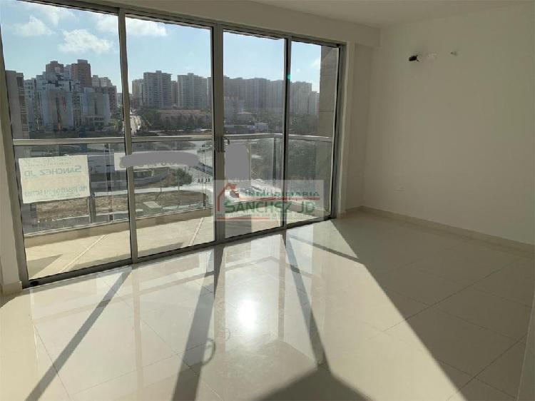 Apartamento en arriendo en el barrio Rio Alto