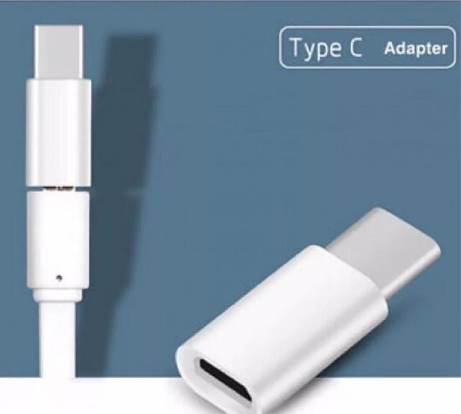 Adaptador micro USB a Tipo C para huawei / LG / HTC