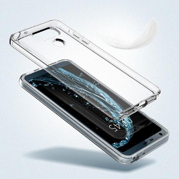 Protector Transparente para LG G6 o LG G6 marca SPIGEN