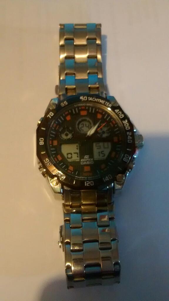 Vendo Reloj Casio Edifice