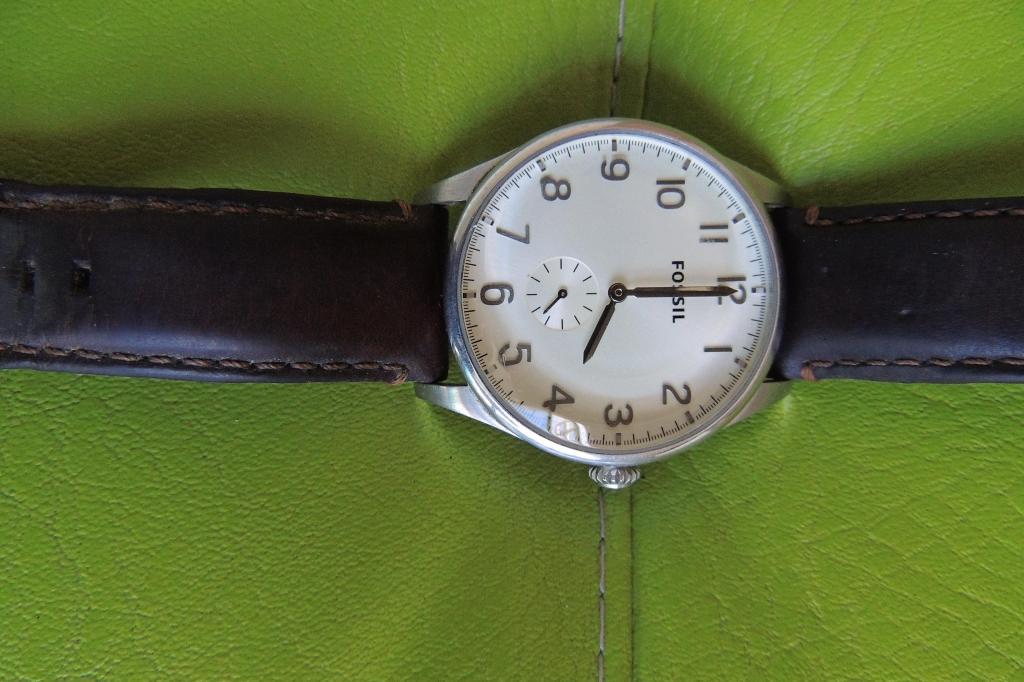 Vendo Reloj Fossil Ref: Fs