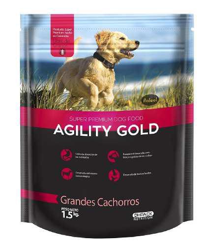 Alimento Para Perro -agility Gold Grandes Cachorros