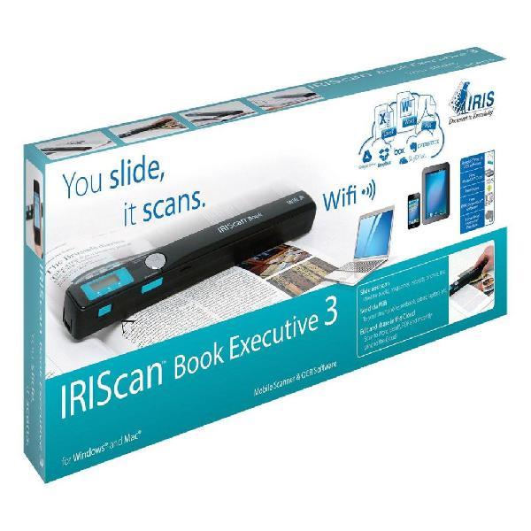 Escaner IRIScan Book Executive 3