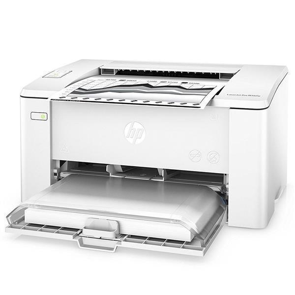 Impresora Hp LaserJet Pro M102w Blanca