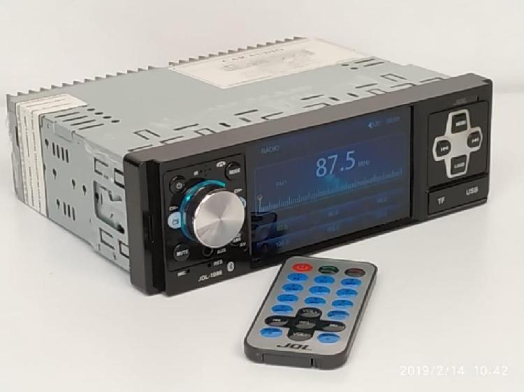 Radio Para Carro con Pantalla de 4 Bluetooth Radio GRATIS