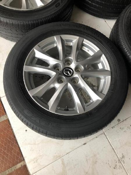 Rines 16 Mazda 3 Touring