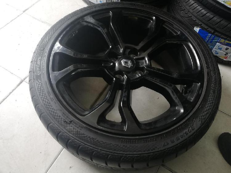 Rines Del Renault Sandero Rs Originales