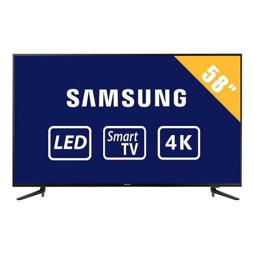 Televisor Samsung 58 Led -uhd -4k -smart Tv -un58nu7100