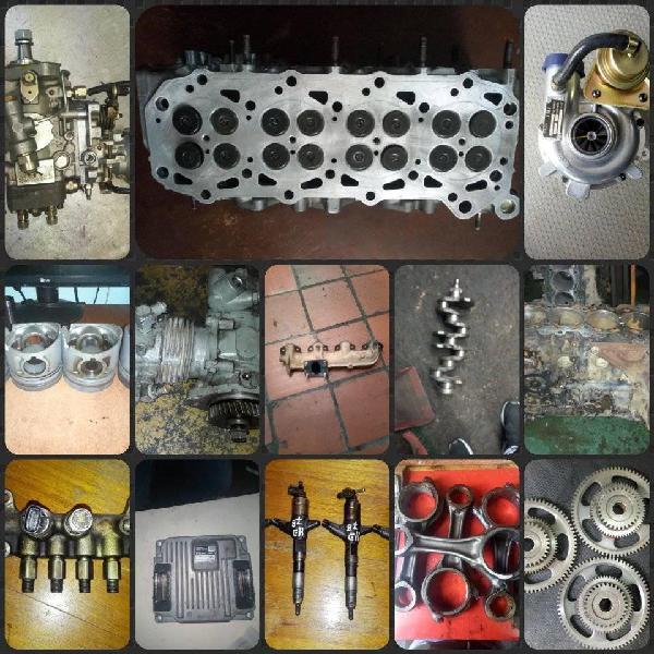 repuestos de segunda para motores diesel