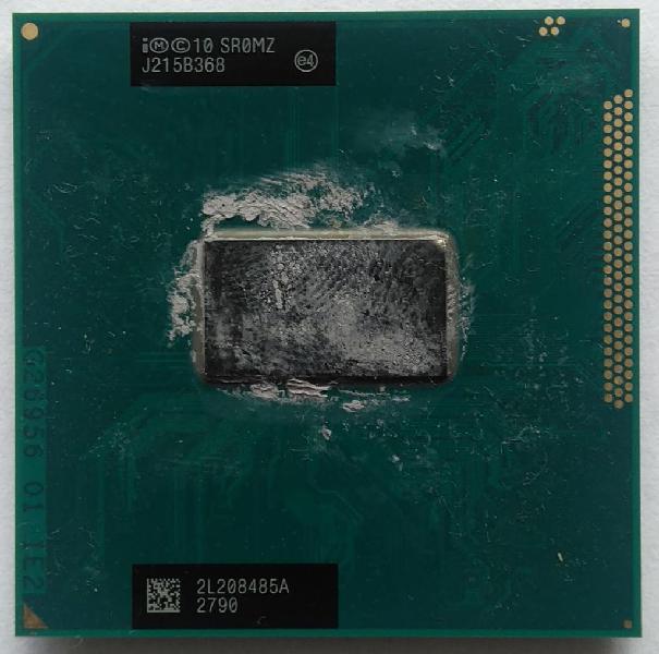 ASC USADO Procesador Intel Core I5 3210m para Portátil