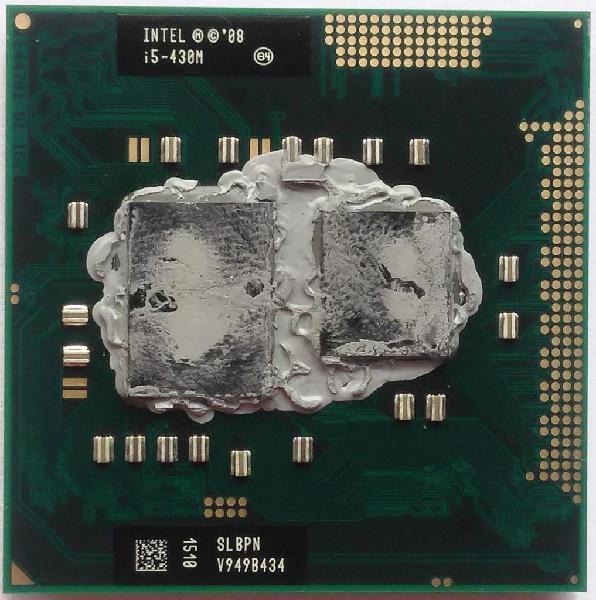 ASC USADO Procesador Intel Core i5 430M 2.27GHz para
