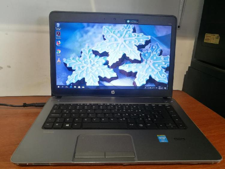 Hp Probook Intel Core I5, 4gb, 500 Dd