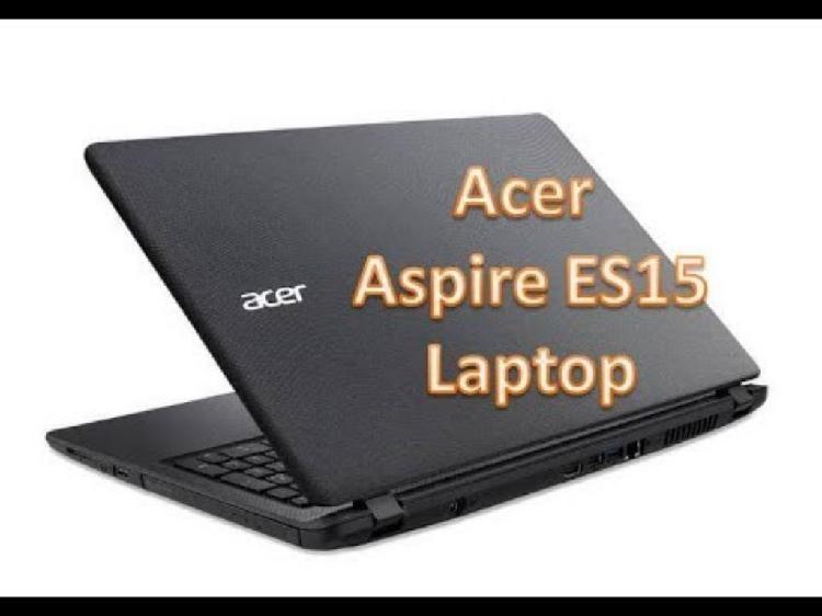 Portátil Acer Es15 Core I5 4g Ram 15,6