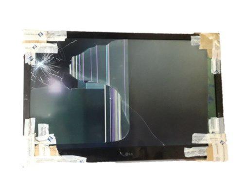 Tv Lg 42 Pulgadas Plasma Para Repuesto - Pantalla Rota