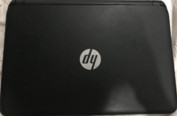 VENDO COMPUTADOR PORTATIL HP 14 notbook