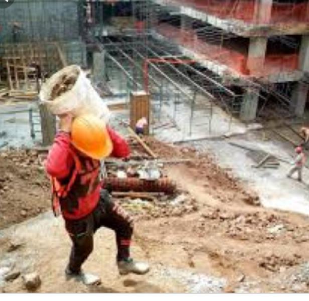 Se Solicita Ayudante de Construcción