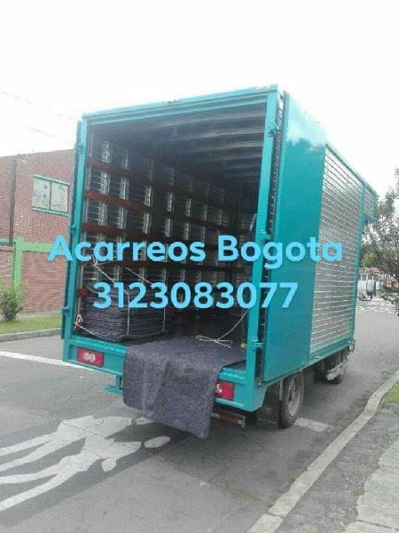 Acarreos Bogota 3123083077