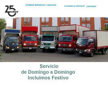 Empresa de Mudanzas Barranquilla y Colombia 3203075611